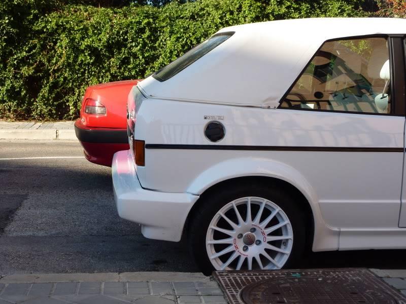 golf - [ FOTOS ] 306 Cabrio vs/ Golf I Cabrio P1070527