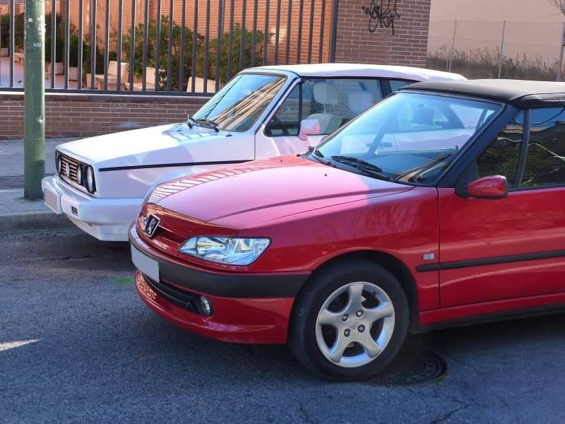 golf - [ FOTOS ] 306 Cabrio vs/ Golf I Cabrio P1070534