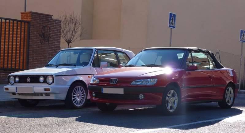 golf - [ FOTOS ] 306 Cabrio vs/ Golf I Cabrio P1070536b