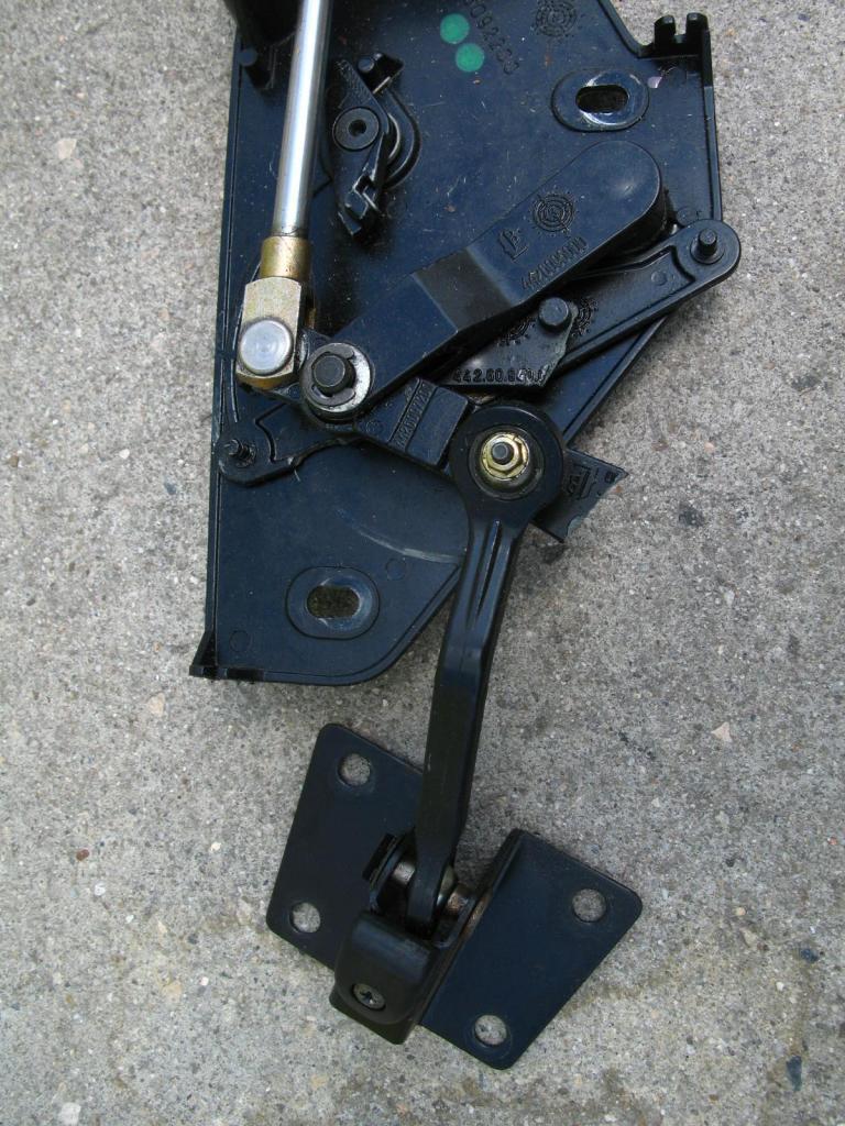 [ SE VENDE ] Piezas Peugeot 306 Cabrio capota eléctrica IMG_5021