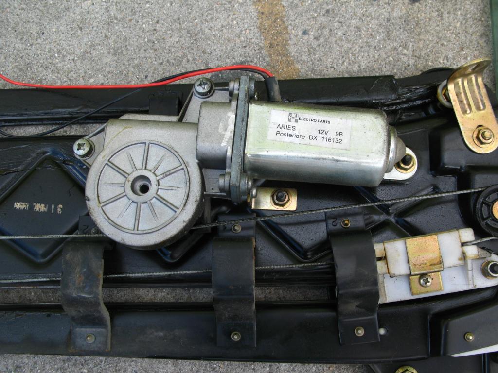 [ SE VENDE ] Piezas Peugeot 306 Cabrio capota eléctrica IMG_5026