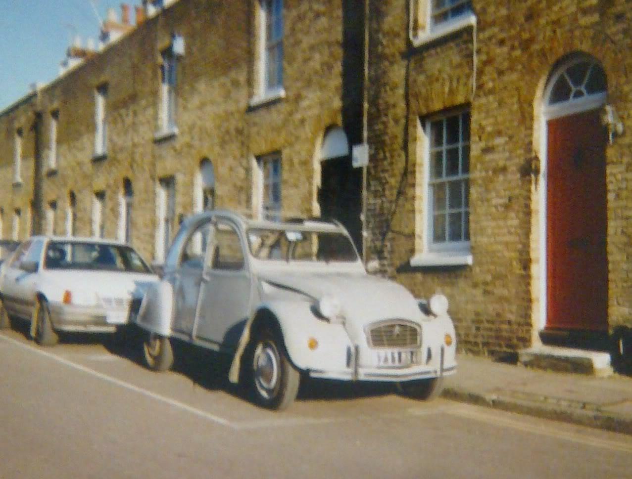 [ FOTOS ] ¿Cual fue tu primer coche? 2cvb