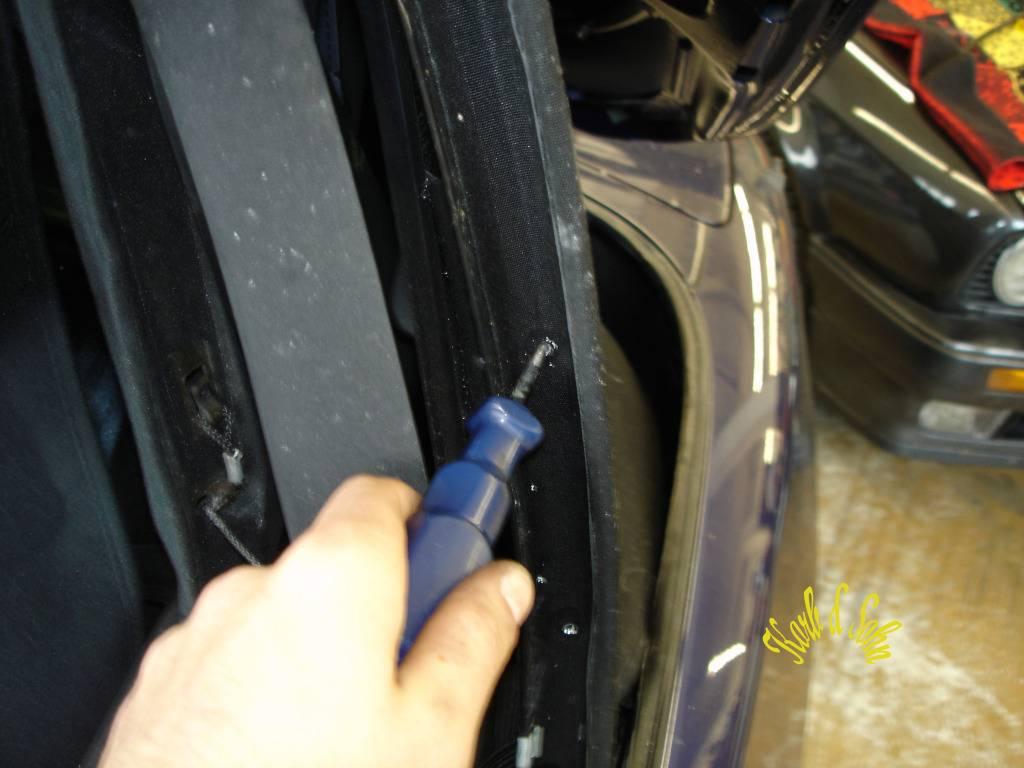 [ CAPOTA ] Brico sobre cambio de capota 306 cabrio DSC06543