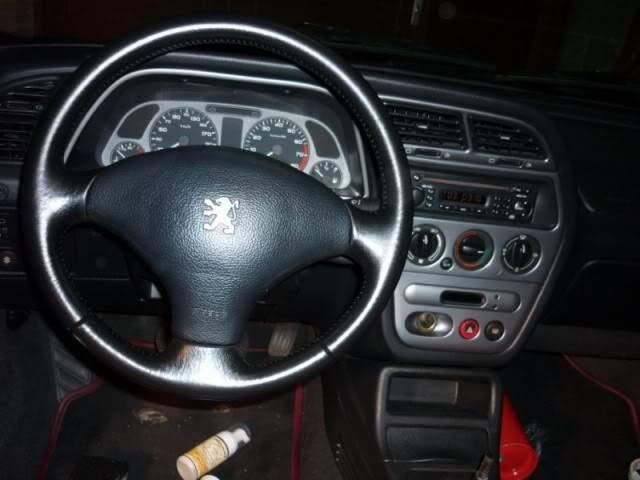 [ VOLANTE ] Restaurar un volante de cuero P1000109