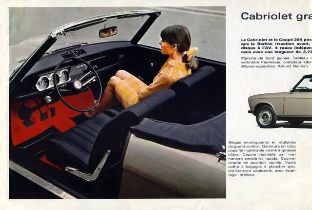 [ FOTOS ] Catalogo de los Peugeot 204 coupé y cabrio 204cab002
