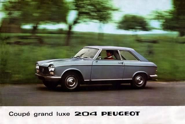 [ FOTOS ] Catalogo de los Peugeot 204 coupé y cabrio 204cab007