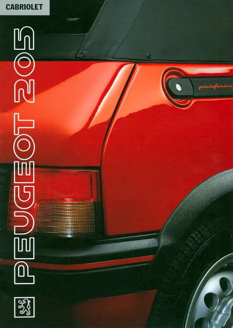 [ FOTOS ] Catalogos de los Peugeot 205 cabrio 205cab1991001