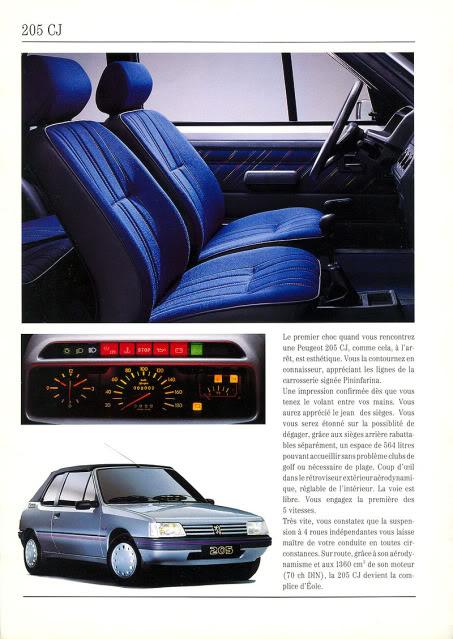 [ FOTOS ] Catalogos de los Peugeot 205 cabrio 205cab1991003