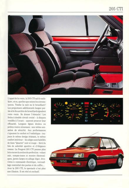 [ FOTOS ] Catalogos de los Peugeot 205 cabrio 205cab1991006