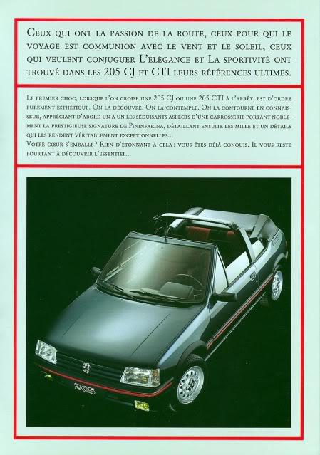 [ FOTOS ] Catalogos de los Peugeot 205 cabrio 205cab1992005