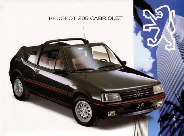 [ FOTOS ] Catalogos de los Peugeot 205 cabrio 205cab1993001