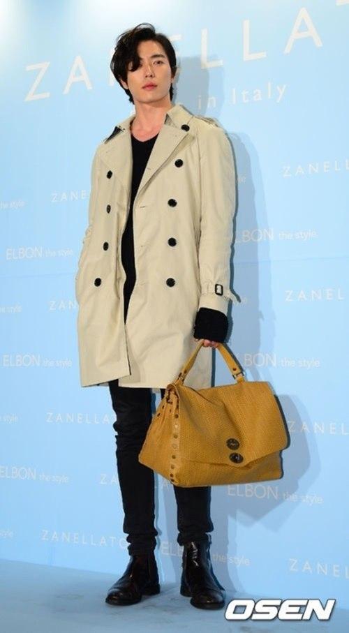 Ким Джэ Вук / Kim Jae Wook. Малыш Вук. Вафелька - Страница 7 Ad38cd257bd82561cb920caf9e7155b2