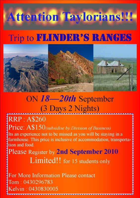 Flinders Ranges 3 Days 2 Nights Trip Flinders_Ranges