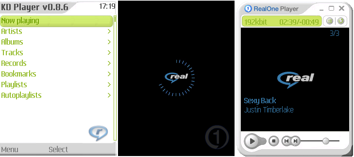 real player  بصيغة jar لجوالات نوكيا Realplayer240x320vq4