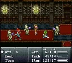 30 Day Pic Challenge - Video Games Chrono_Trigger_sceenshot