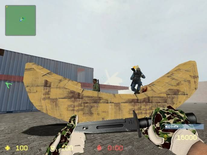 """[CounterStrikeSource]CSS Zombie Mod ATIX MAP TESTING """"exclusive"""" pictures 1-15"""