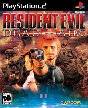 Resident Evil Games Collection 12-8
