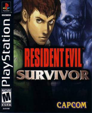 Resident Evil Games Collection 13-1