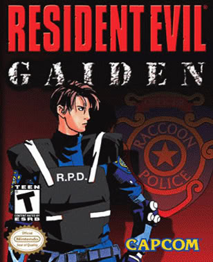 Resident Evil Games Collection 15-1