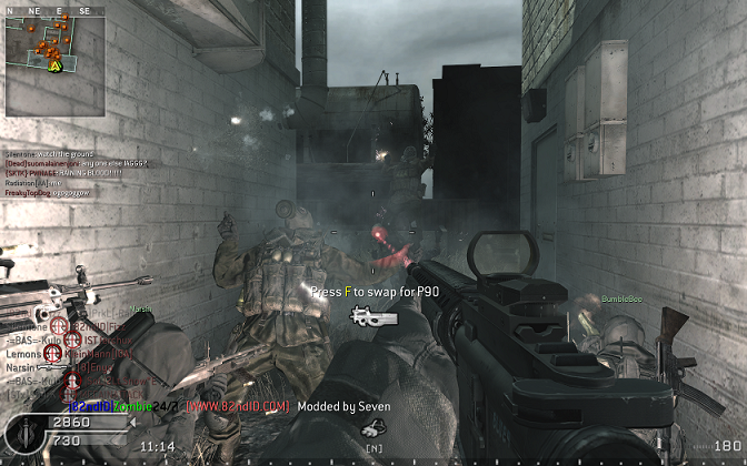 [Call of duty 4]Call of duty 4 ZOMBIE MOD 2b8749a5ad125cef15a7013425368731ccc