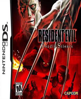 Resident Evil Games Collection DS