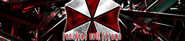 Resident Evil Forums #1 Resident evil Community in Forumotion Banner-5