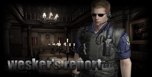 Wesker's Report Weksersreport
