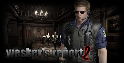 Wesker's Report 2 Weksersreport2