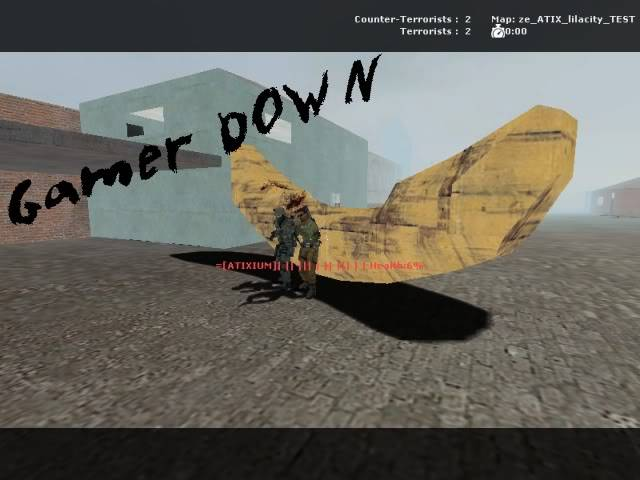 """[CounterStrikeSource]CSS Zombie Mod ATIX MAP TESTING """"exclusive"""" pictures Ze_atix_lilacity_test0000"""