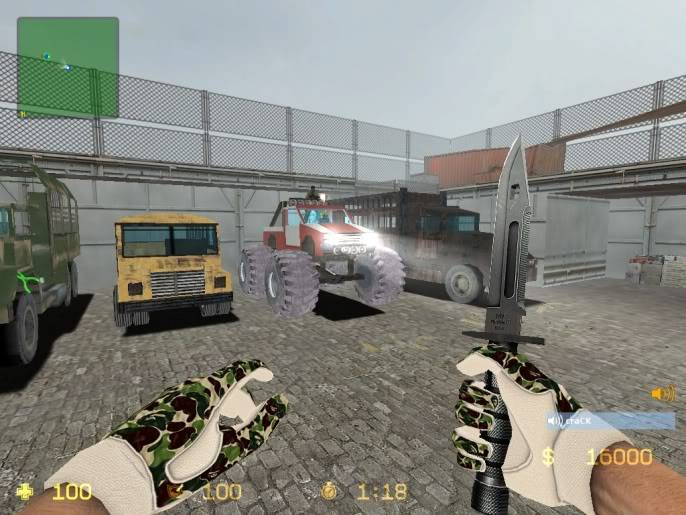 """[CounterStrikeSource]CSS Zombie Mod ATIX MAP TESTING """"exclusive"""" pictures Ze_atix_lilacity_test0008"""