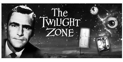 Le coin des séries. TwilightZoneRodSerling