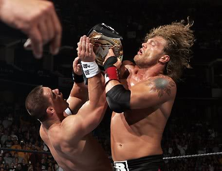 Randy ii Cena ablan de o ke paso kn D-X... Fudged
