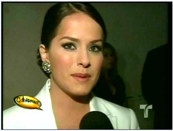 DANNA ASISTE AL HOMENAJE DE ANGELICA MARIA EN HOLLYWOOD 4