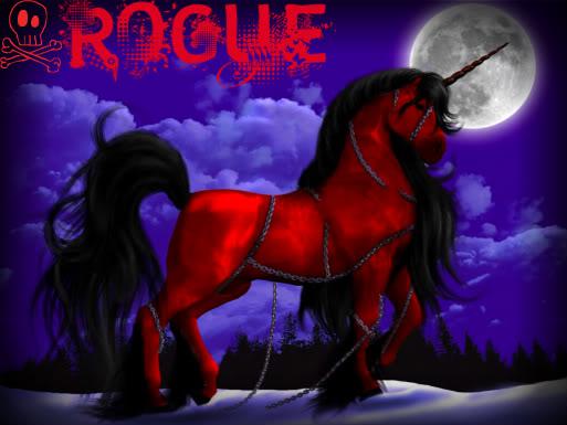 Rogue BloodRedSnowUnicorn-2