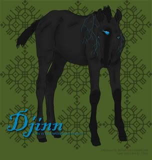 The birth of Power. Djinn_as_Foal_by_bakaryuuchan