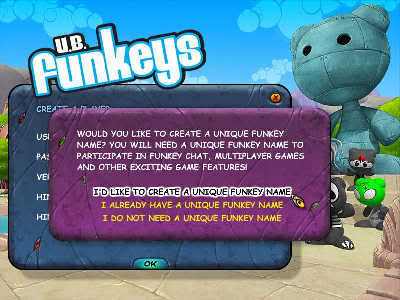 CAA Why do I need a Unique Funkey Name (UFN)? How do I get one? UFN01