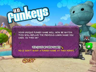 CAA Why do I need a Unique Funkey Name (UFN)? How do I get one? UFN03