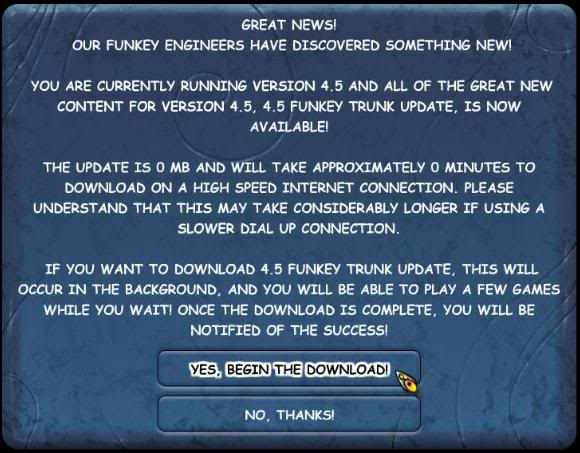 B: Updating Your Game Software Download