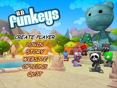 CAA Why do I need a Unique Funkey Name (UFN)? How do I get one? Main_CREATE_PLAYER400