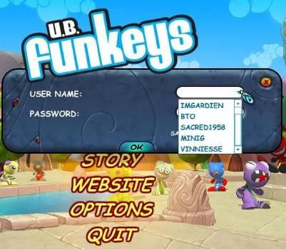 CAA Why do I need a Unique Funkey Name (UFN)? How do I get one? Multiple_logins2
