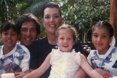 Khloe Kardashian's Biological Father Revealed The-Kardashian-Family