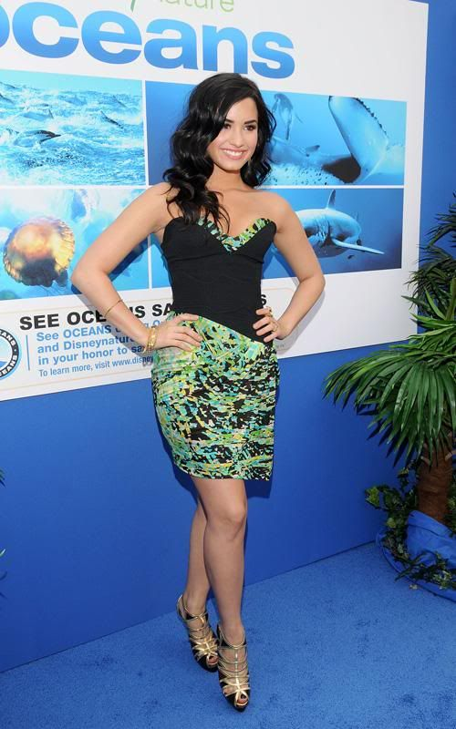 Demi y Joe promociona 'Oceans' (toda la informacion aqui) 1-60