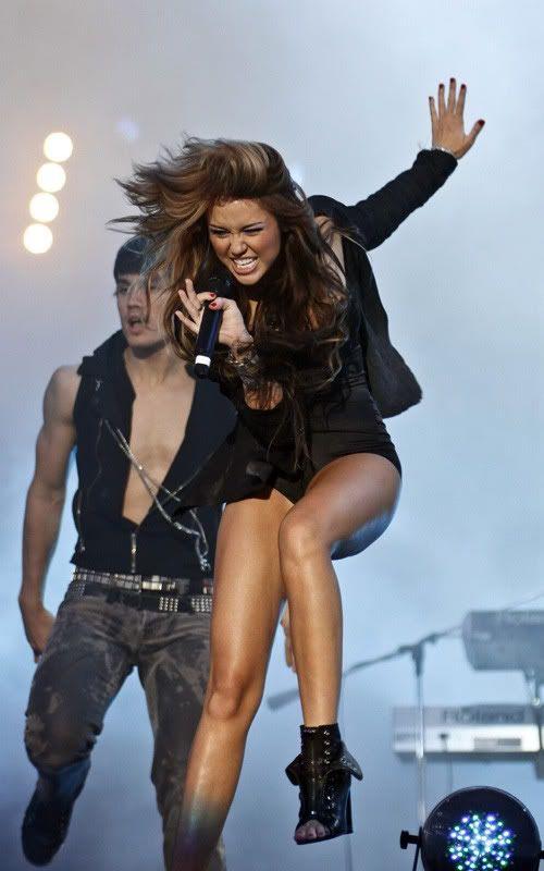 Miley Cyrus en Rock in Rio 2010 1-92