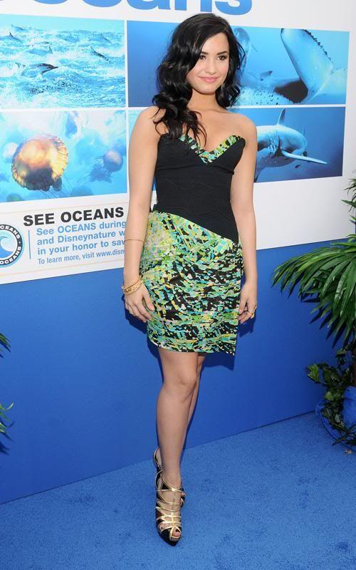 Demi y Joe promociona 'Oceans' (toda la informacion aqui) 2-59
