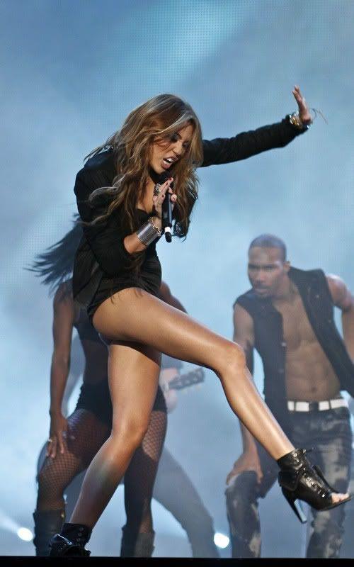 Miley Cyrus en Rock in Rio 2010 2-91