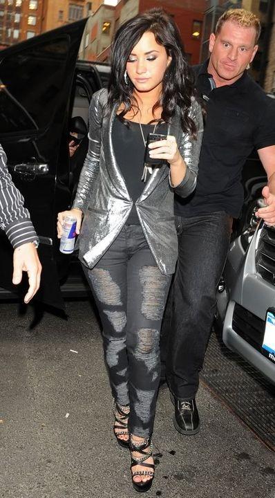 Demi Lovato en La Gran Manzana 3-79