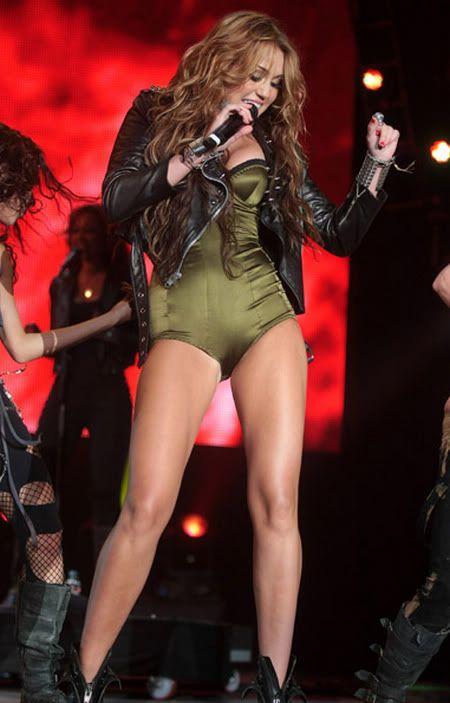 Miley Cyrus en Rock in Rio 2010 4-79