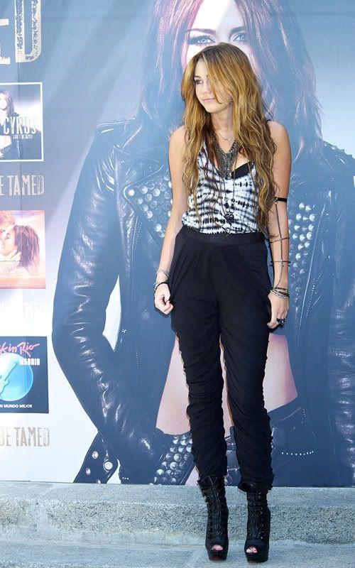 Miley Cyrus en Rock in Rio 2010 5-74