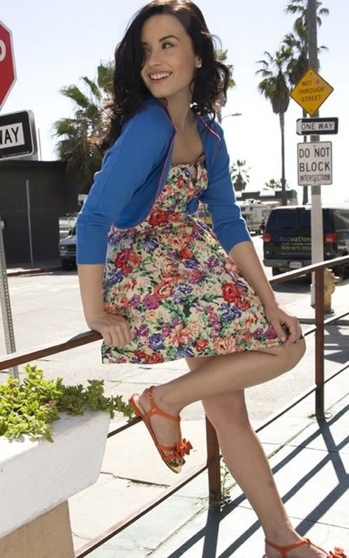 Demi Lovato: fotos Girls Life 7-45