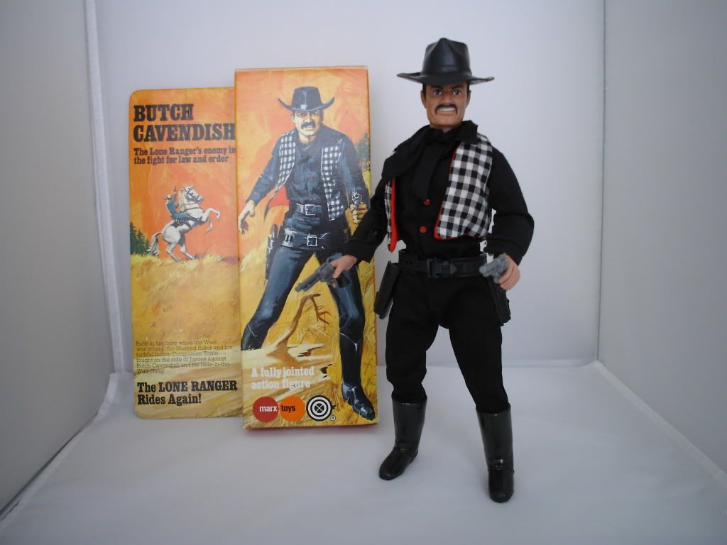 "The lone ranger   ""MARX"" 002-4"